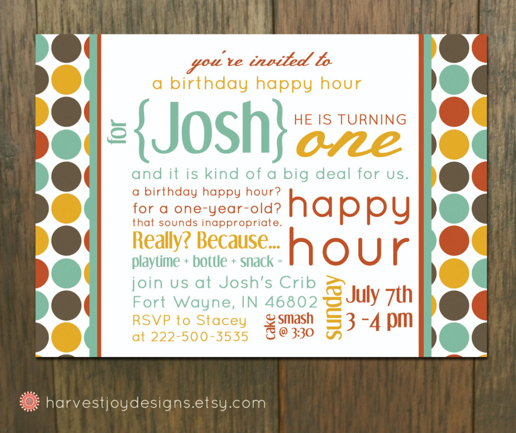happy hour birthday invitation ; other-cards-funny-simple-happy-hour-invitations-for-birthday-card-with-rectangular-shaped-card-and-colorful-letterings-and-ornament-1024x859