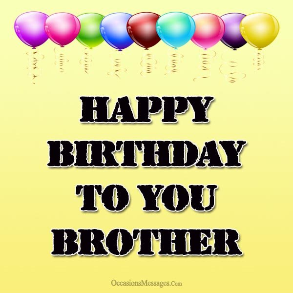 happy to birthday ; Happy-birthday-to-you-brother