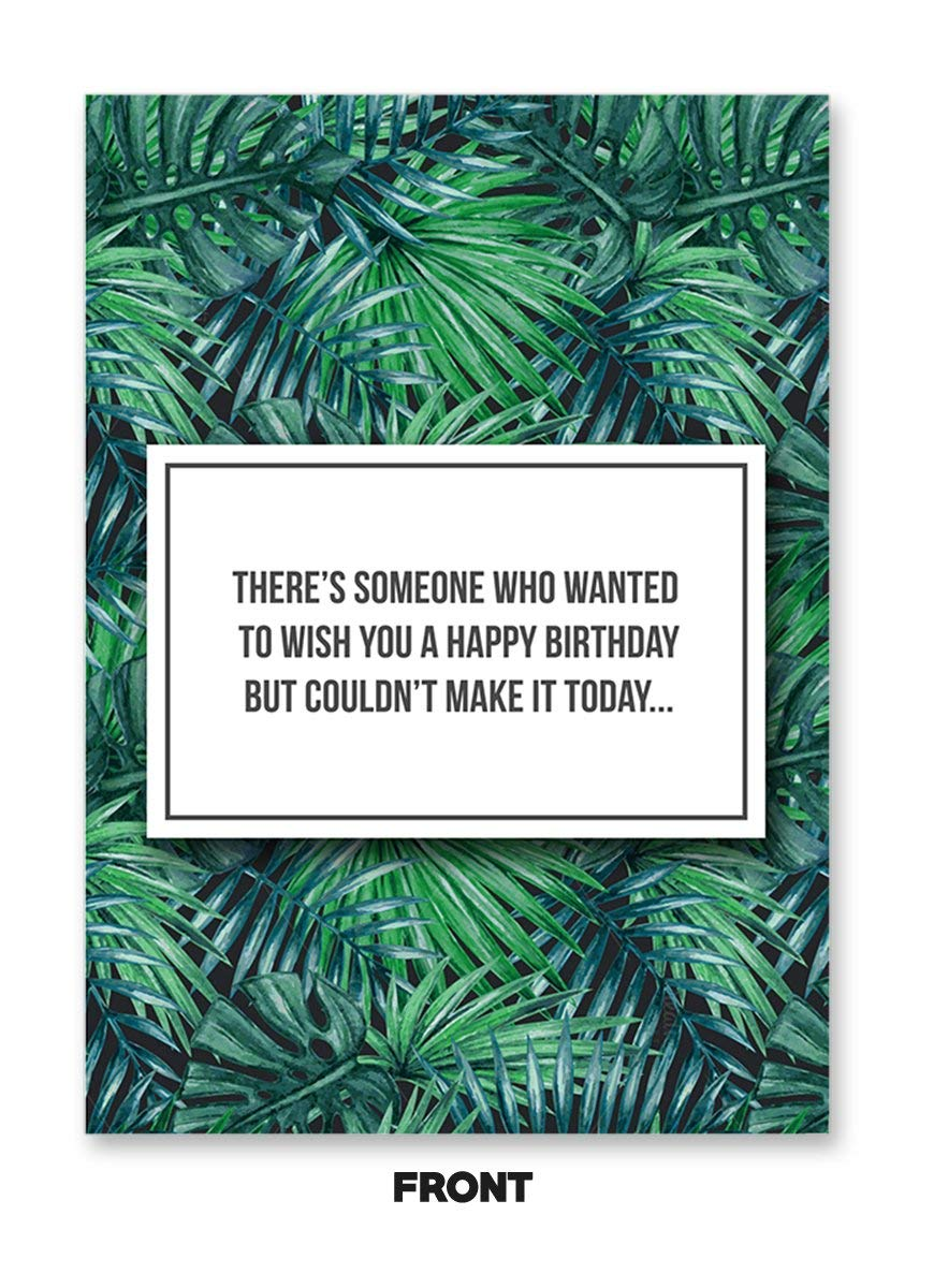 harambe birthday card ; 71mnRQBdcSL