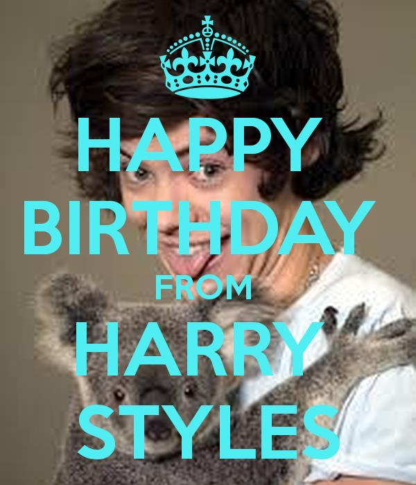 harry styles happy birthday card ; happy-birthday-from-harry-styles