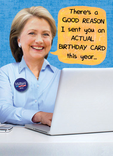 hillary clinton birthday card ; low_Hillary%2520on%2520Computer_cover
