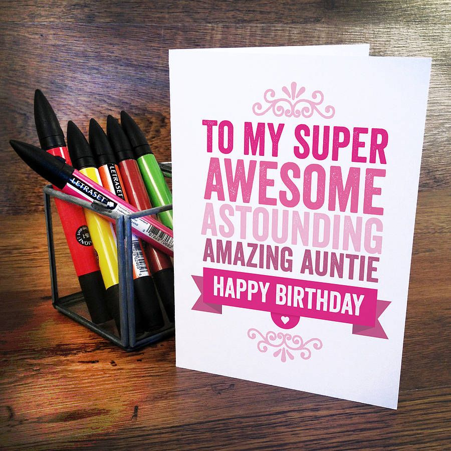 homemade birthday card ideas for aunt ; e91757032139b1b3da2d638c5e412c32