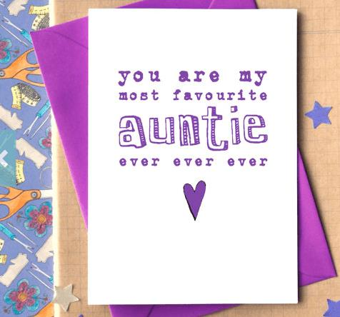 homemade birthday card ideas for aunt ; homemade-birthday-card-ideas-for-aunt-purple-handmade-aunt-card