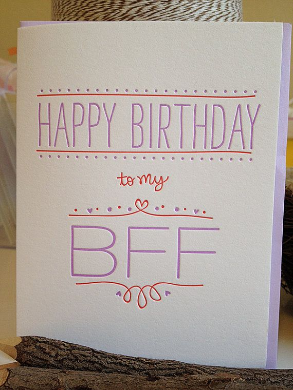 homemade birthday card ideas for friends ; 27f0f07aa84c5e06601edf2fbeb4a704--happy-birthday-best-friend-bff-birthday