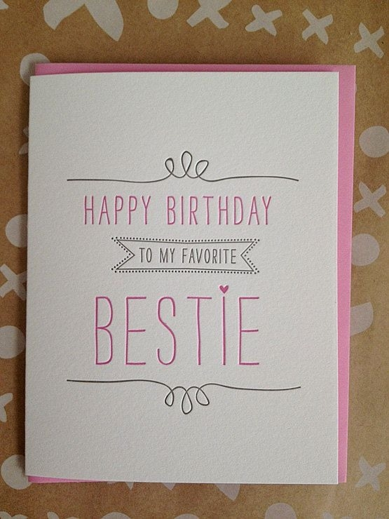 homemade birthday card ideas for friends ; best-25-best-friend-birthday-cards-ideas-on-pinterest-diy-pertaining-to-simple-birthday-cards-for-friends