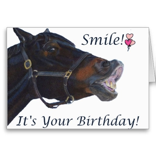 horse birthday card sayings ; 369ef5e954f4aee65f590214cd76e7c0--happy-birthday-greeting-card-birthday-postcards