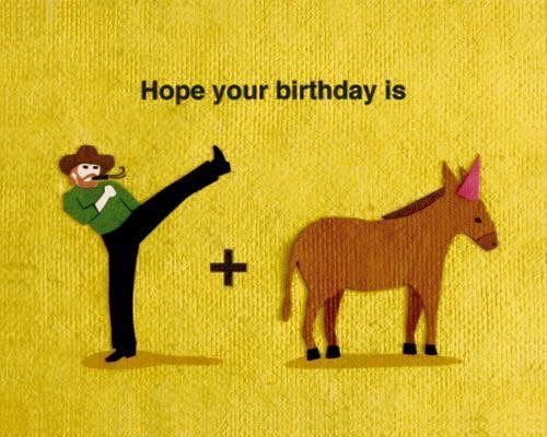 horse birthday card sayings ; 445d25bca60007b675c3ae8a1a46d32f