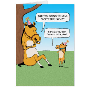 horse birthday card sayings ; funny_little_horse_birthday_card-r63b36e3cf85d4cc9b2d691dcf0797681_xvuat_8byvr_307
