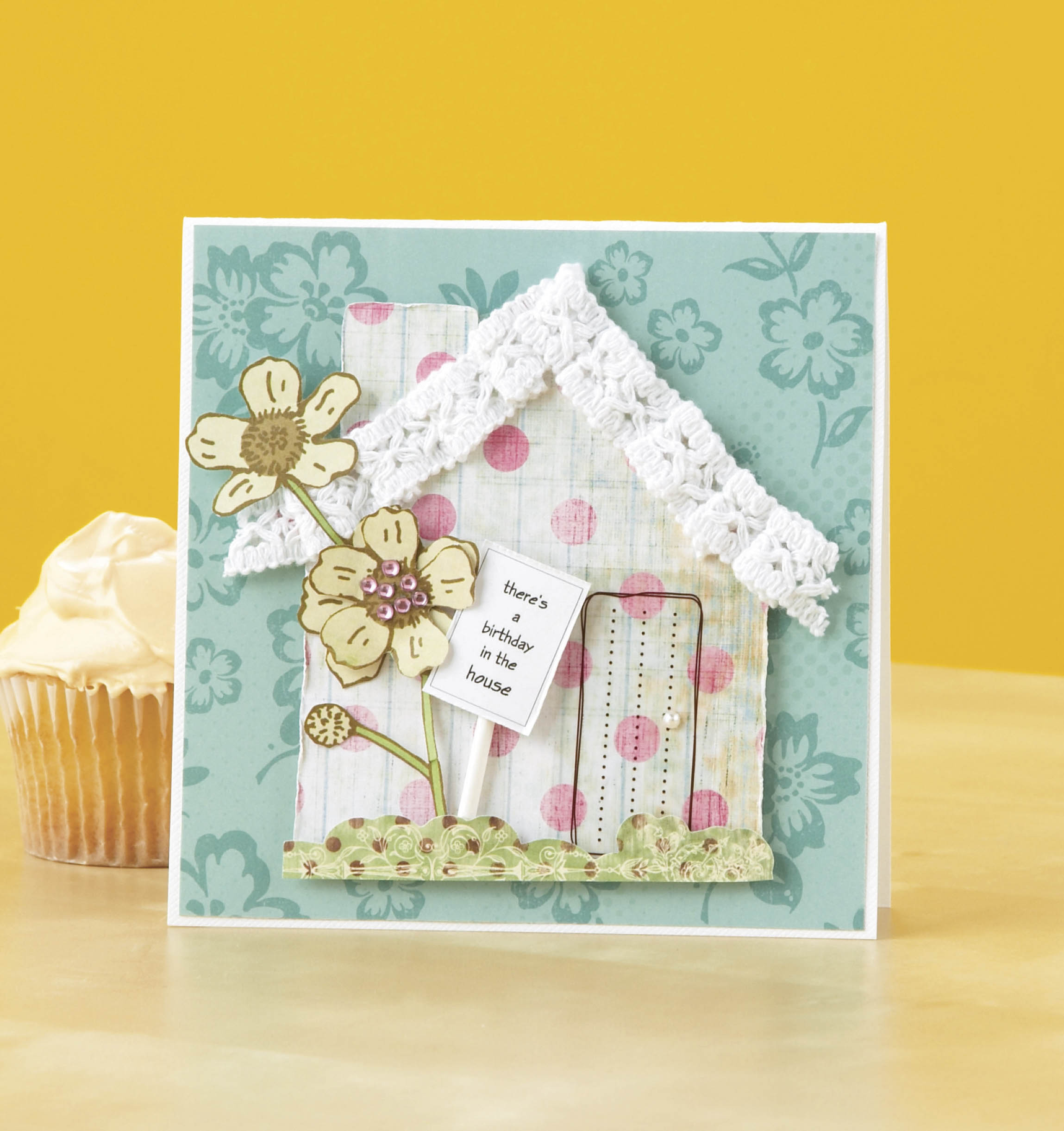 house birthday card ; Birthday_in_the_House_Card