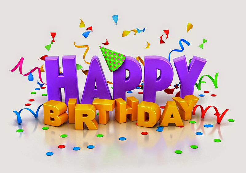 i wish you all the best for your birthday ; birthday-greetings
