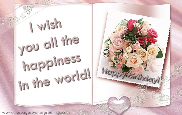i wish you happy birthday and all the best ; birthday-76