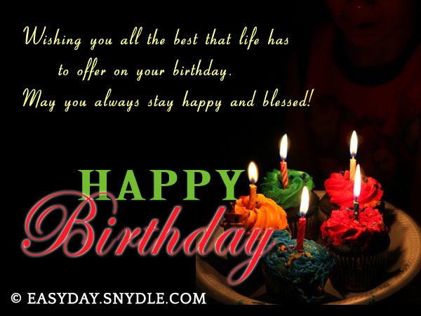 i wish you happy birthday and all the best ; happy-birthday-wishes-image