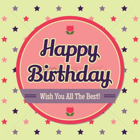 i wish you happy birthday and all the best ; happy-birthday-wishes_1791483