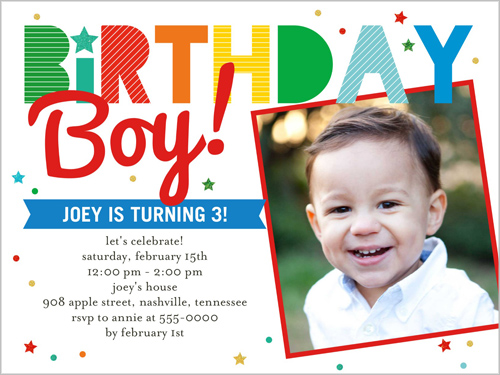 invitation card for child birthday ; boys-birthday-invitations-including-stunning-Birthday-Invitation-Templates-with-full-of-pleasure-environment-3