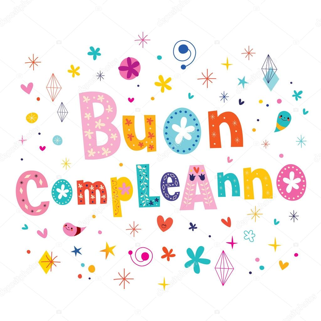 italian birthday greeting cards ; depositphotos_124178120-stock-illustration-buon-compleanno-happy-birthday-in