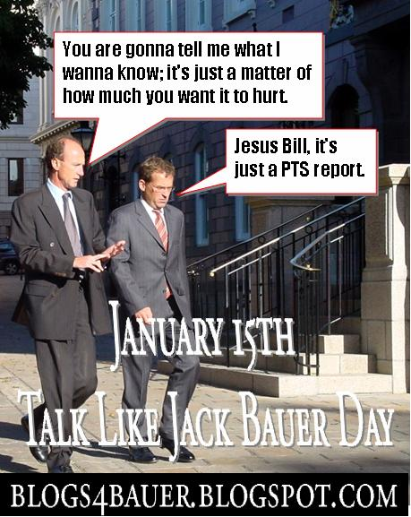jack bauer birthday card ; TLJBD