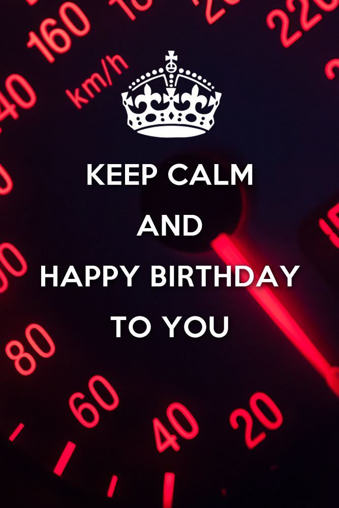 keep calm and happy birthday ; Keep-Calm-and-Happy-Bday