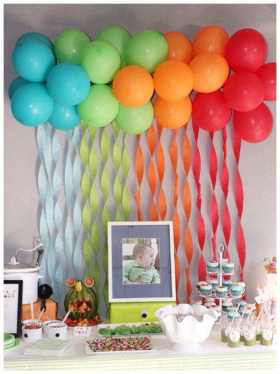 kids birthday party decoration ideas ; 8778fde2097b8ffc195e2923a2701c3c