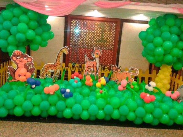 kids birthday party decoration ideas ; Birthday-Party-Decor-Ideas-2016-8-600x450