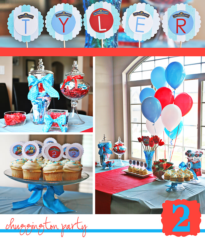 kids birthday party decoration ideas ; Boys-Party-Ideas-40