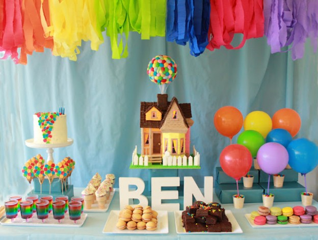 kids birthday party decoration ideas ; can-you-guess-which-movie-this-is-from-624x472
