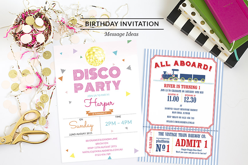kids birthday party invitation message ; Birthday-Party-Invitation-Message-Ideas-Heading