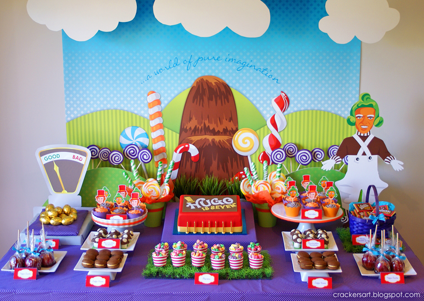 kids birthday party themes for boys ; Boys-Party-Ideas-23