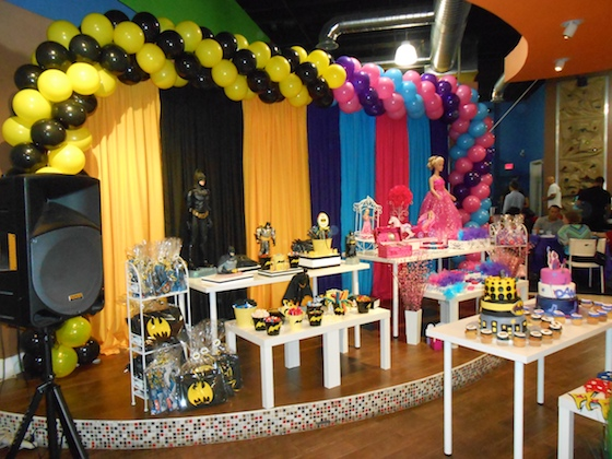 kids birthday party themes for boys ; kids-parties-8