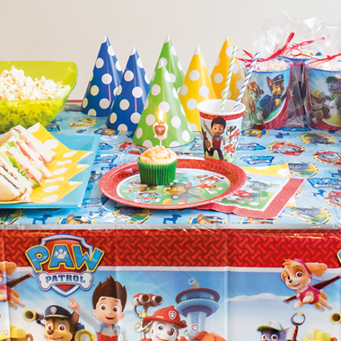 kids birthday party themes for boys ; paw-patrol-square