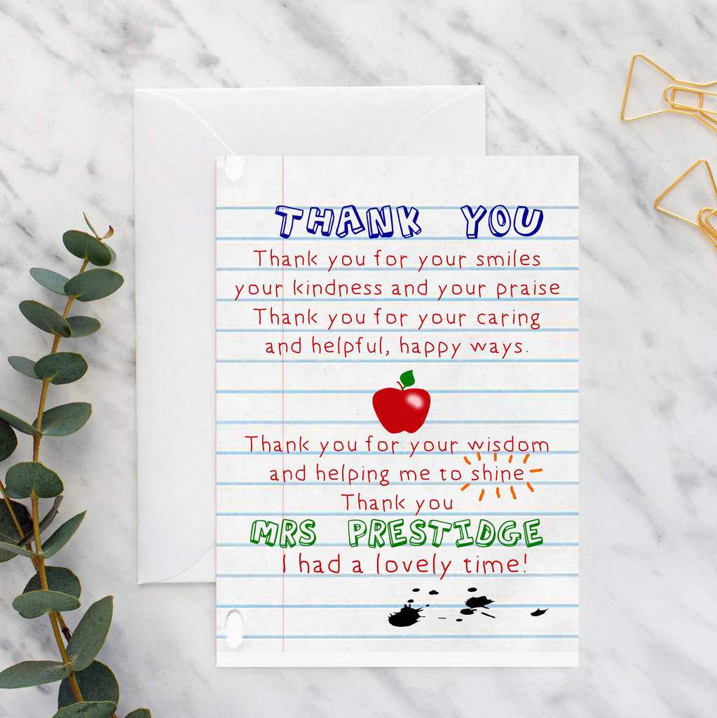 kids birthday thank you poem ; 21c0ba79a3dfb964a399865910c9150f