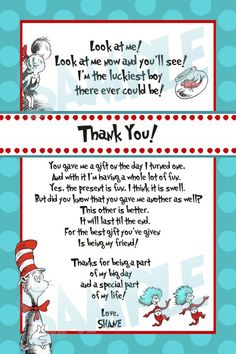 kids birthday thank you poem ; 5c43afefd7b0f003e61b2c0ded09804b--dr-seuss-birthday-nd-birthday