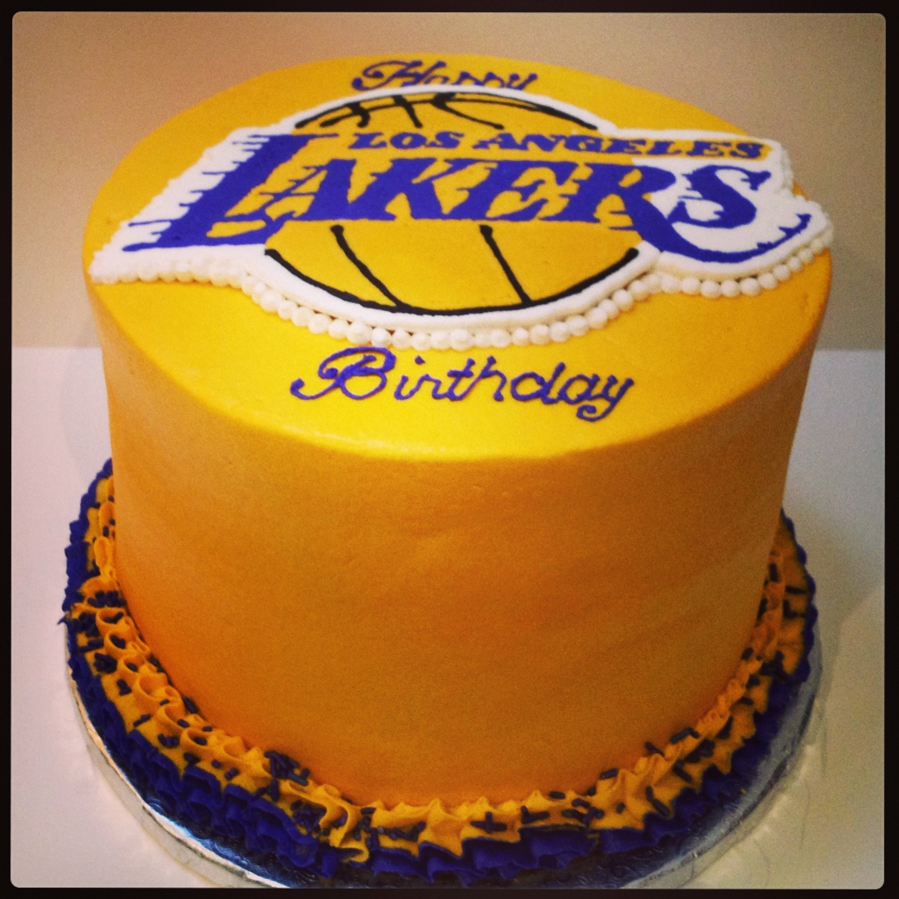 lakers birthday card ; steelers-birthday-card-lovely-lakers-buttercream-cake-rich-hershey-s-black-out-cake-of-steelers-birthday-card
