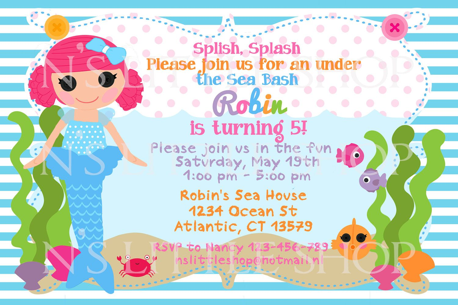 lalaloopsy birthday invitation wording ; 00a0031f1cefe06e08bff3e2bd3852c2