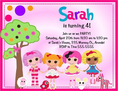 lalaloopsy birthday invitation wording ; lalaloopsy-birthday-invitations-template-z1ztausa