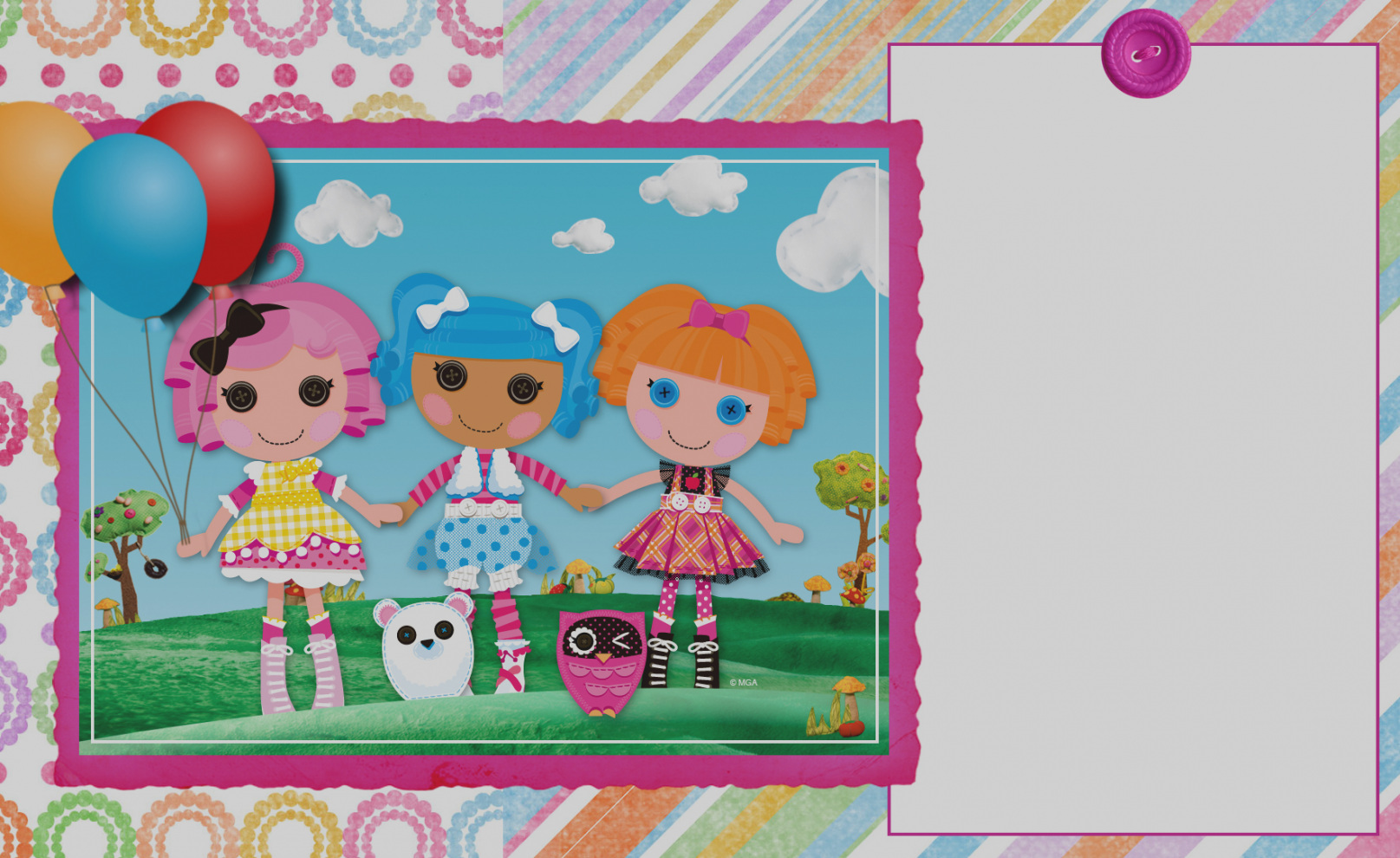 lalaloopsy birthday invitation wording ; new-lalaloopsy-birthday-invitation-template-free-party-customizable