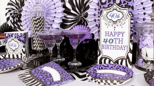 latest birthday party themes ; 40th-Birthday-Ideas-Themes