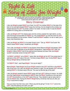 left right birthday poem ; e254da091f7754e8dd8bc1ef310d5fca--games-for-christmas-party-christmas-gift-exchange-games