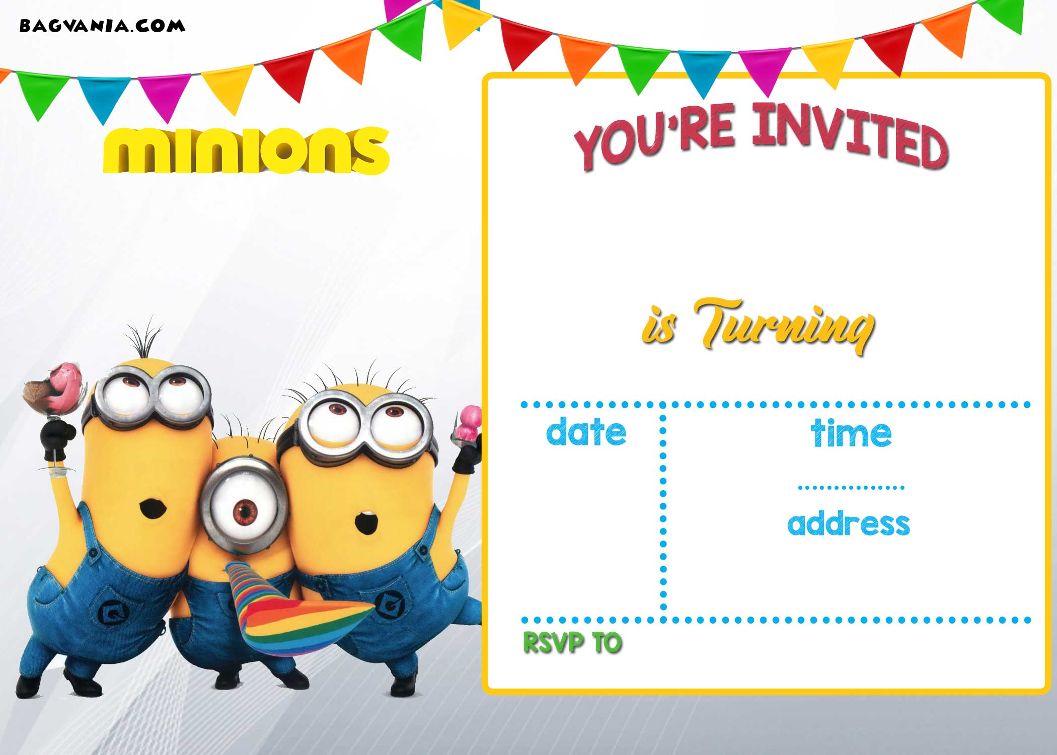 libreoffice birthday invitation template ; bunch-ideas-of-invitation-birthday-with-additional-free-printable-minion-birthday-party-invitations-ideas-template-of-invitation-birthday