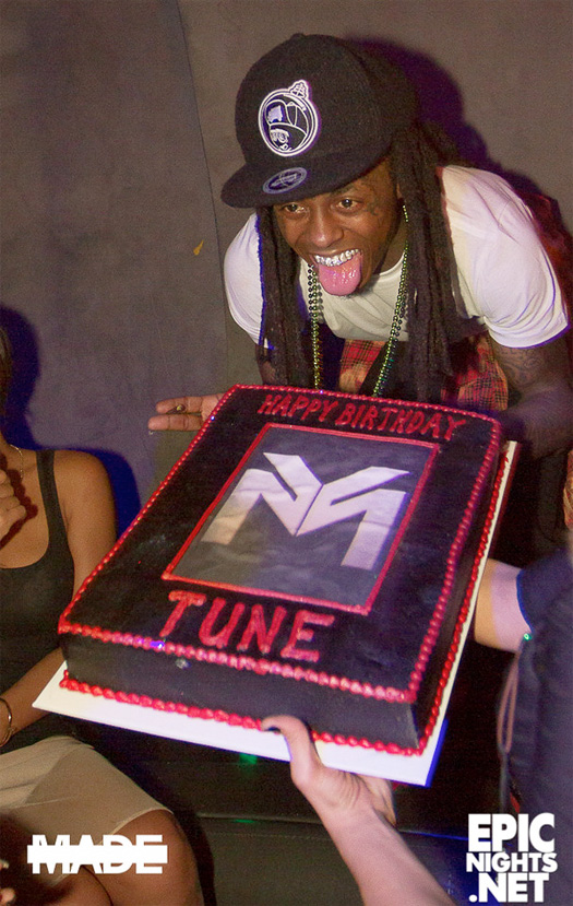 lil wayne birthday quote ; lil-wayne-friends-surprise-birthday-party-lure-nightclub-los-angeles10