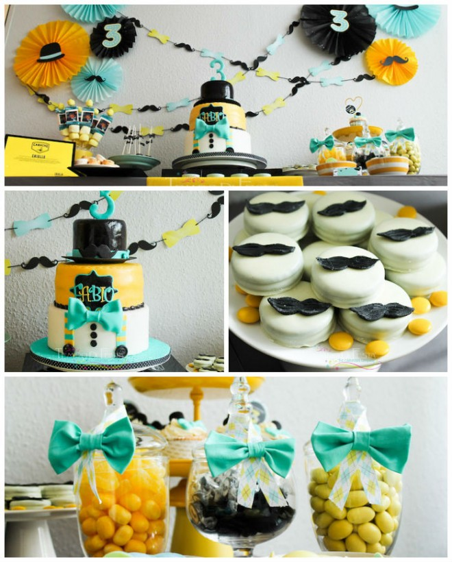 little boy birthday themes ; 1-Retro-Little-Man-Themed-Birthday-Party-Ideas-660x820