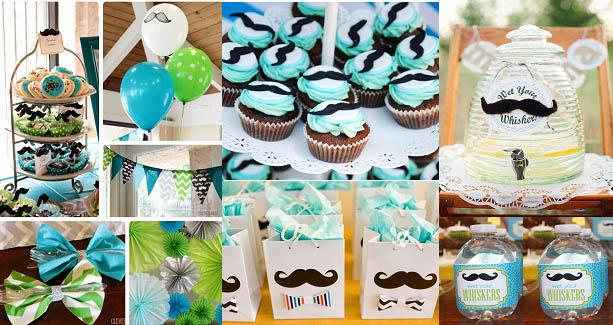 little boy birthday themes ; Little-Man-Birthday-Party