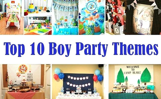 little boy birthday themes ; little-boy-birthday-theme-ideas-best-boys-party-themes-on-for-top-archives-pretty-my-parties-cool-6-year-o