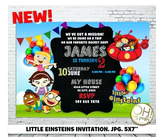 little einsteins birthday invitation template ; little-einsteins-birthday-invitations-like-this-item-little-einsteins-birthday-invitation-template