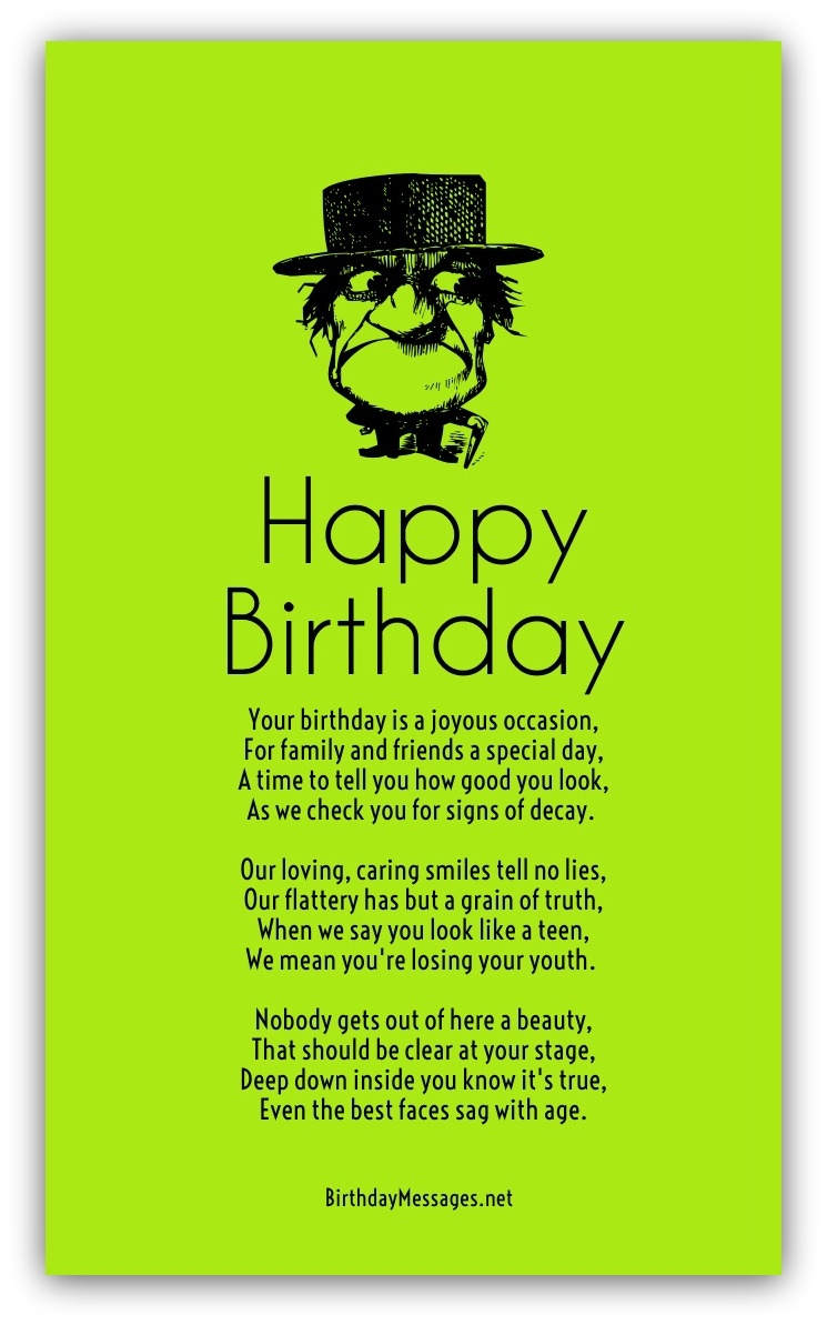long happy birthday poems ; funny-birthday-poems6C