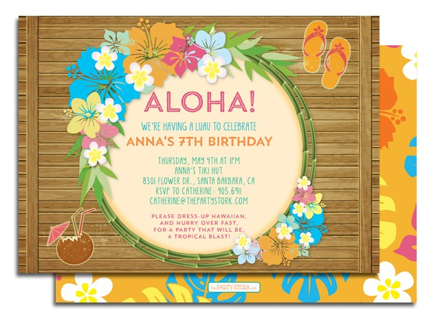luau birthday card ; luau-birthday-card-luau-birthday-invitations-to-get-ideas-how-to-make-your-own-birthday-invitation-design-1