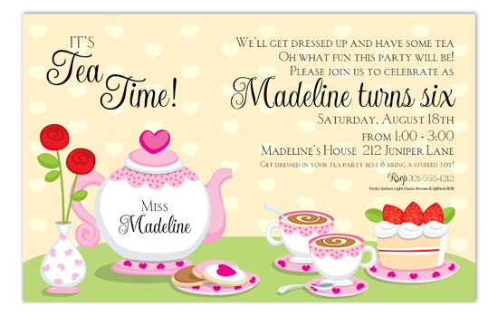 mad hatter tea party birthday invitation wording ; tea-party-invitation-wording-in-support-of-invitations-your-Party-Invitation-Templates-with-pretty-ornaments-4