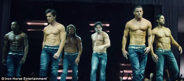 magic mike birthday card ; 2862145600000578-3070754-image-m-94_1430939212873