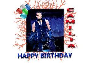magic mike birthday card ; s-l300