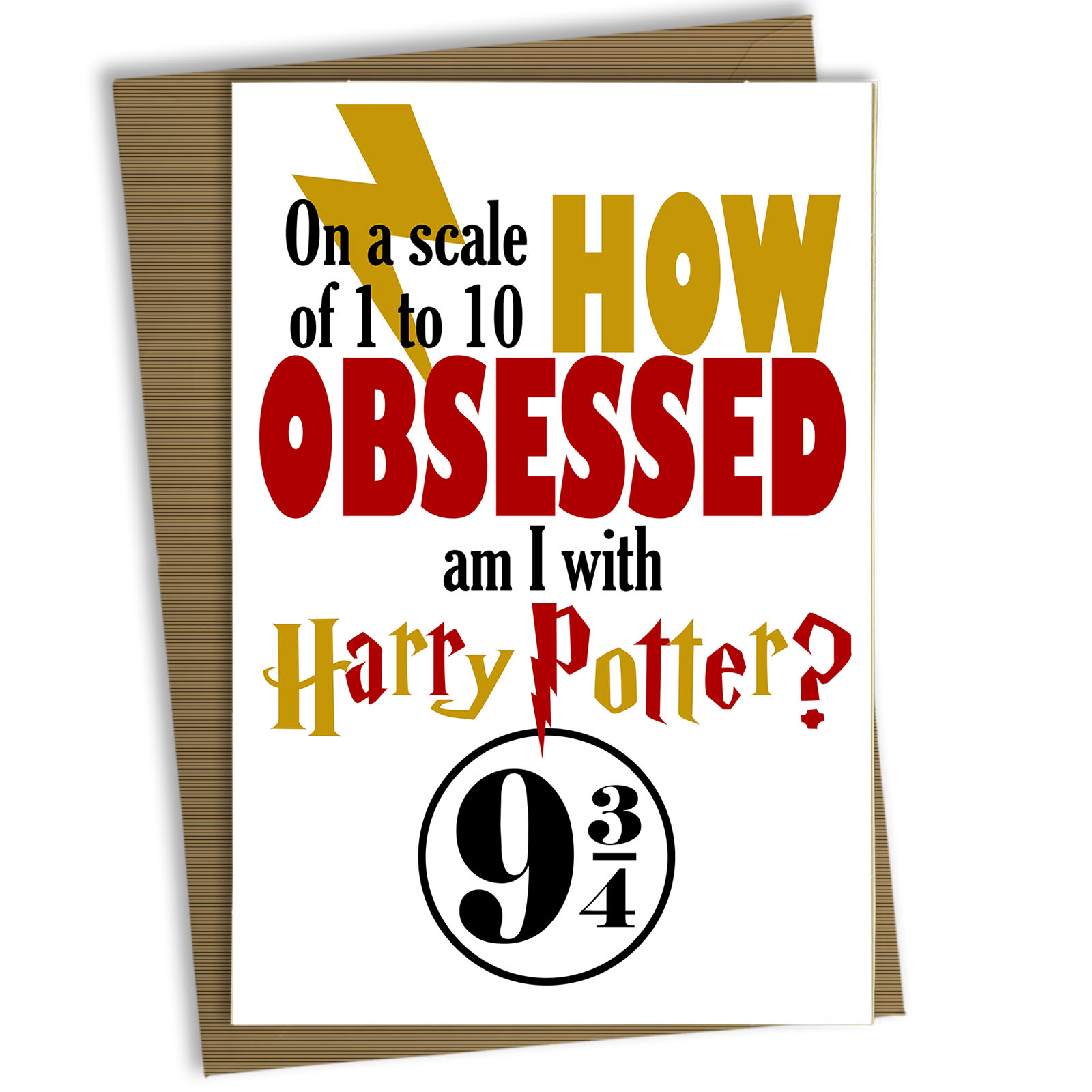 make your own harry potter birthday card ; HP-scale-of-1-to-10