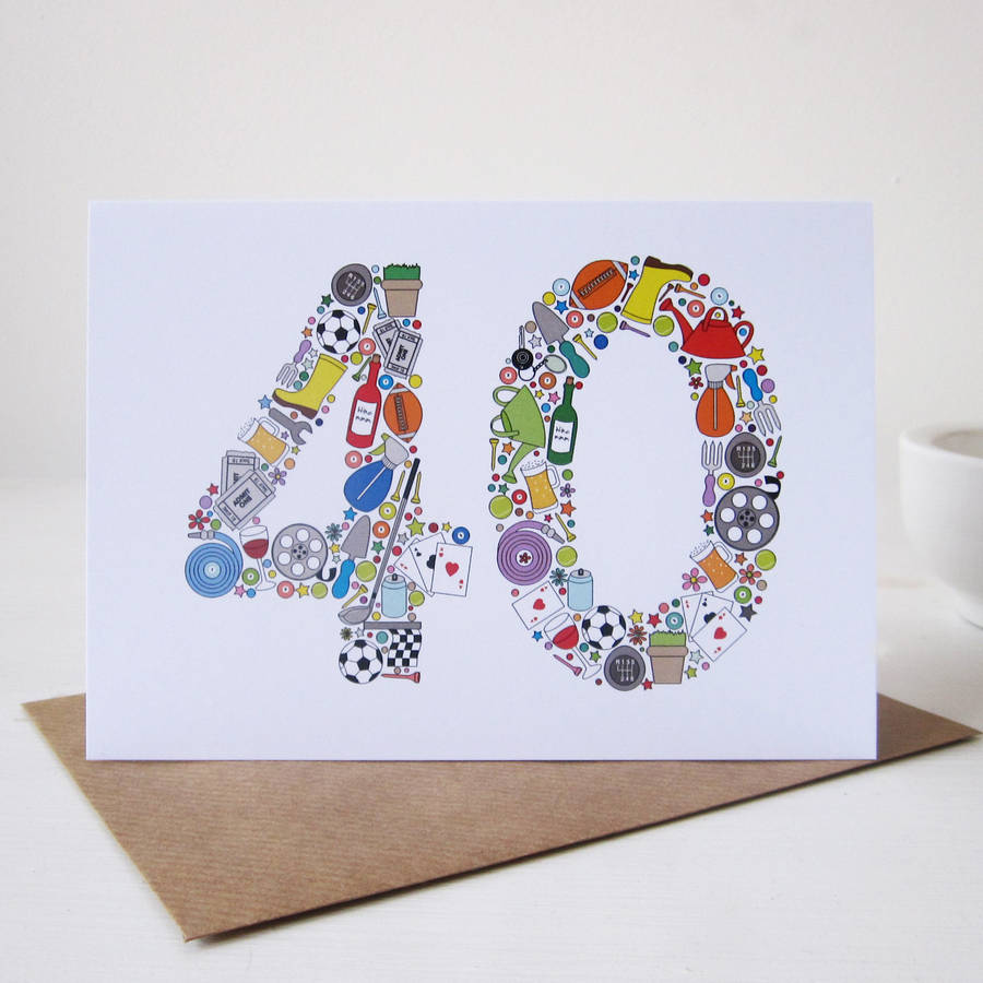 male 40th birthday card ideas ; original_mens-things-40th-birthday-card